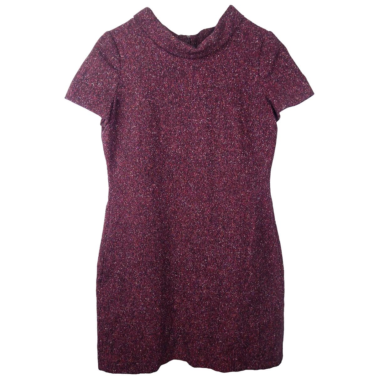 Hobbs \N Kleid in  Bunt Wolle