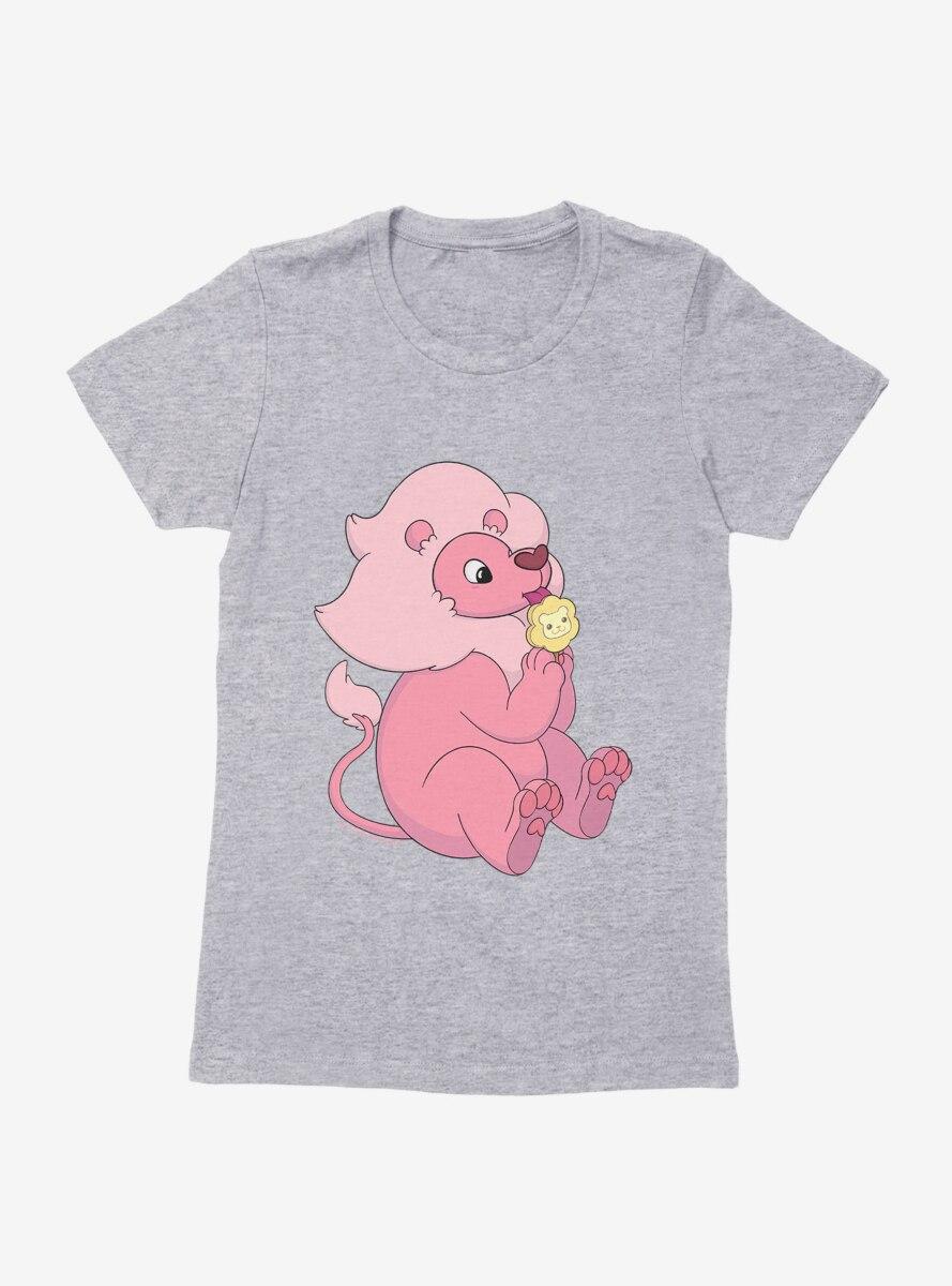 Steven Universe Lion Licker Womens T-Shirt
