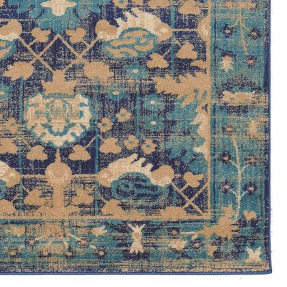RUGSE2881 8 x 10 Rectangle Area Rug in