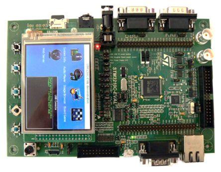 STMicroelectronics MCU Development Kit STM3210C-EVAL