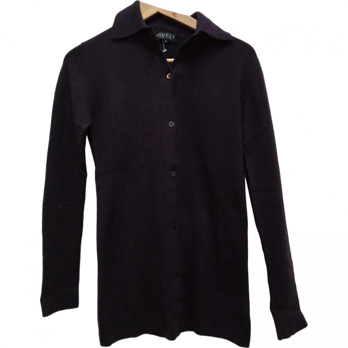 Gucci \N Purple Cashmere Knitwear for Women S International