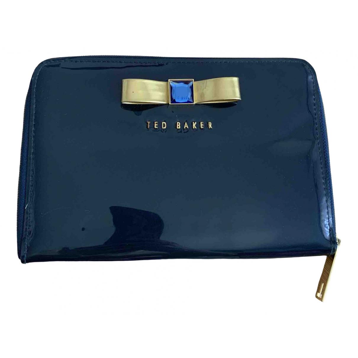 Ted Baker - Pochette   pour femme - bleu