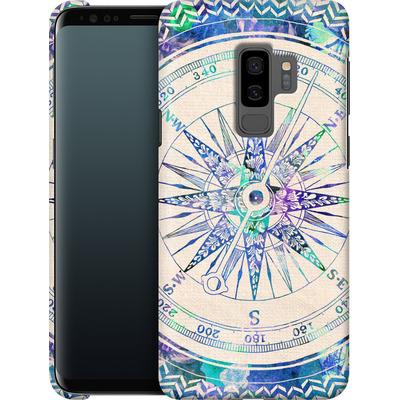 Samsung Galaxy S9 Plus Smartphone Huelle - Follow Your Own Path von Bianca Green