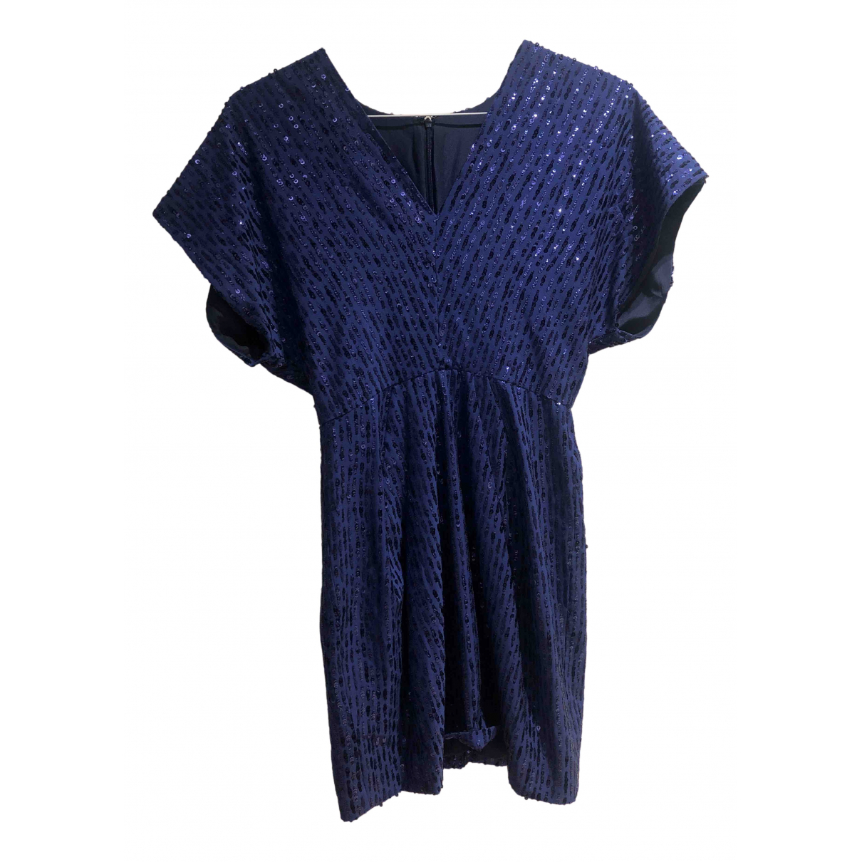 Nina Ricci \N Blue dress for Women 36 FR