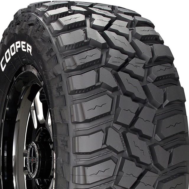 Cooper 90000023627 Discoverer STT Pro Tire LT265 /70 R17 121Q E1 RWL