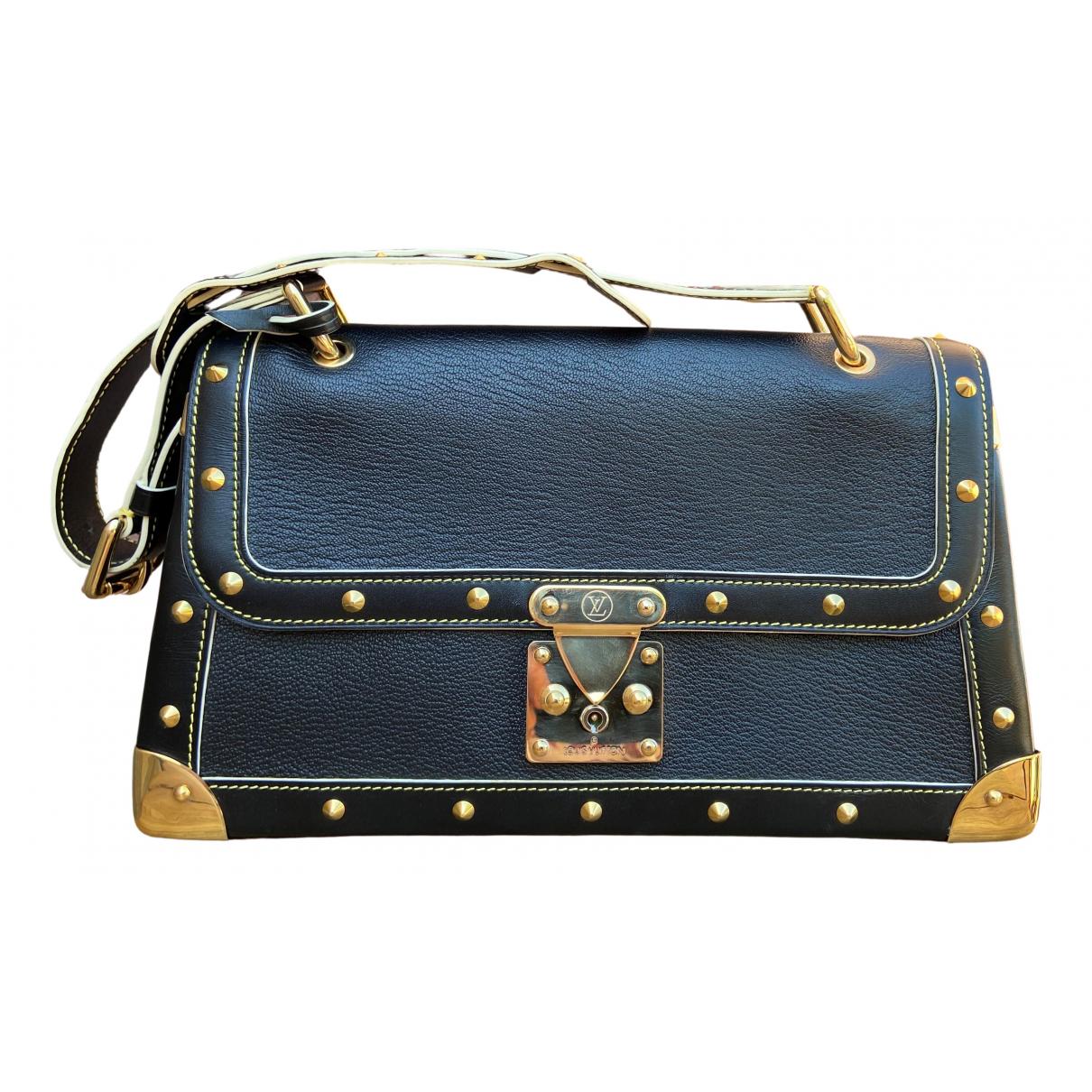 Louis Vuitton Le Talentueux Black Leather handbag for Women \N