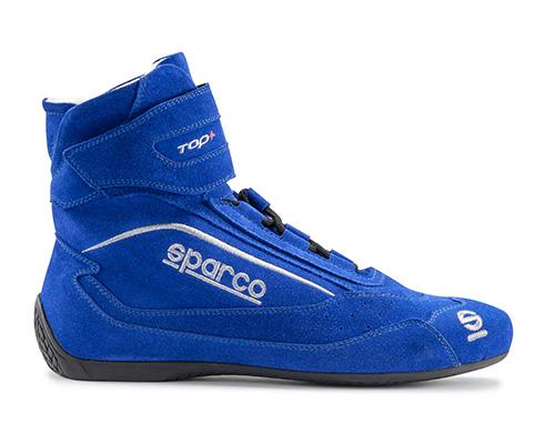Sparco 00121044AZ Blue Top+ SH-5 Driving Shoes EU 44   US 10