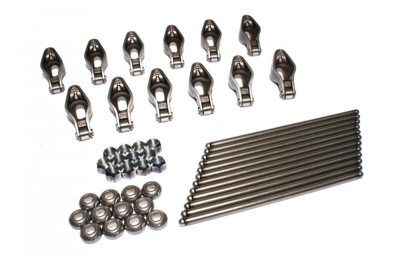 COMP Cams Magnum 1.52 Rocker and HE Pushrod Kit for Chevrolet 173 V6