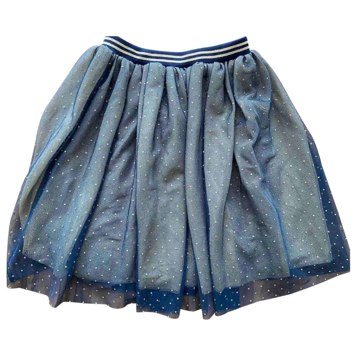 Little Marc Jacobs \N Rocke in  Blau Polyester