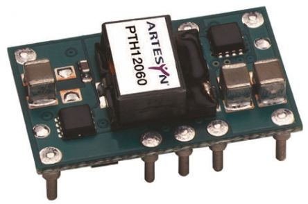 Texas Instruments PTH12060WAH, DC-DC Power Supply Module 10-Pin, DIP Module