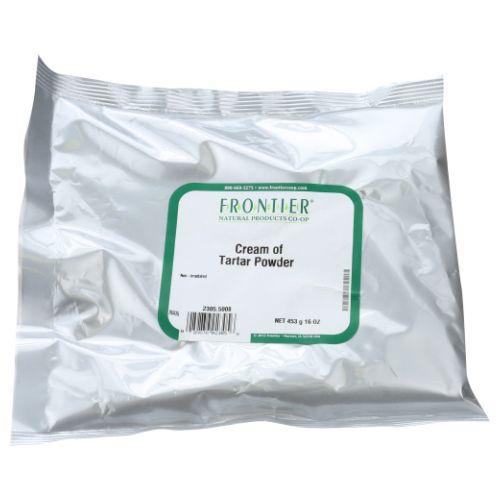 Cream of Tartar Powder 16 Oz by Frontier