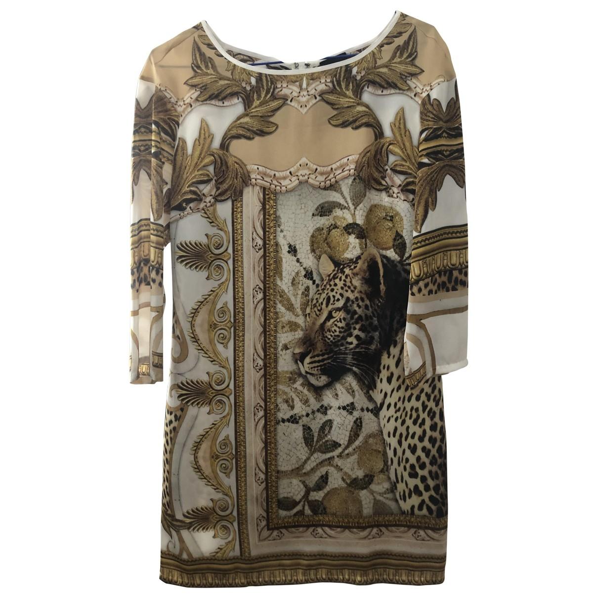 Just Cavalli - Robe   pour femme en soie