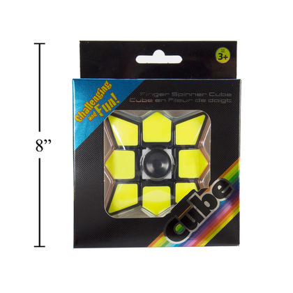 Finger Spinner Cube Gifts for Boys Girls Smooth Cube