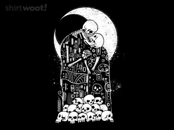 The Kiss Of Death T Shirt