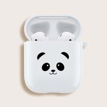 Airpods Schutzhuelle mit Panda Muster