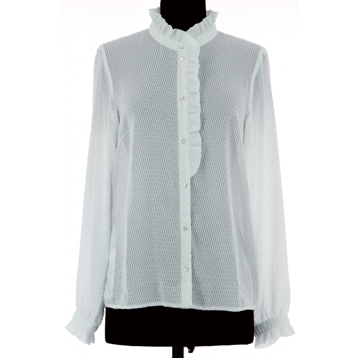 Comptoir Des Cotonniers \N Top in  Weiss Polyester