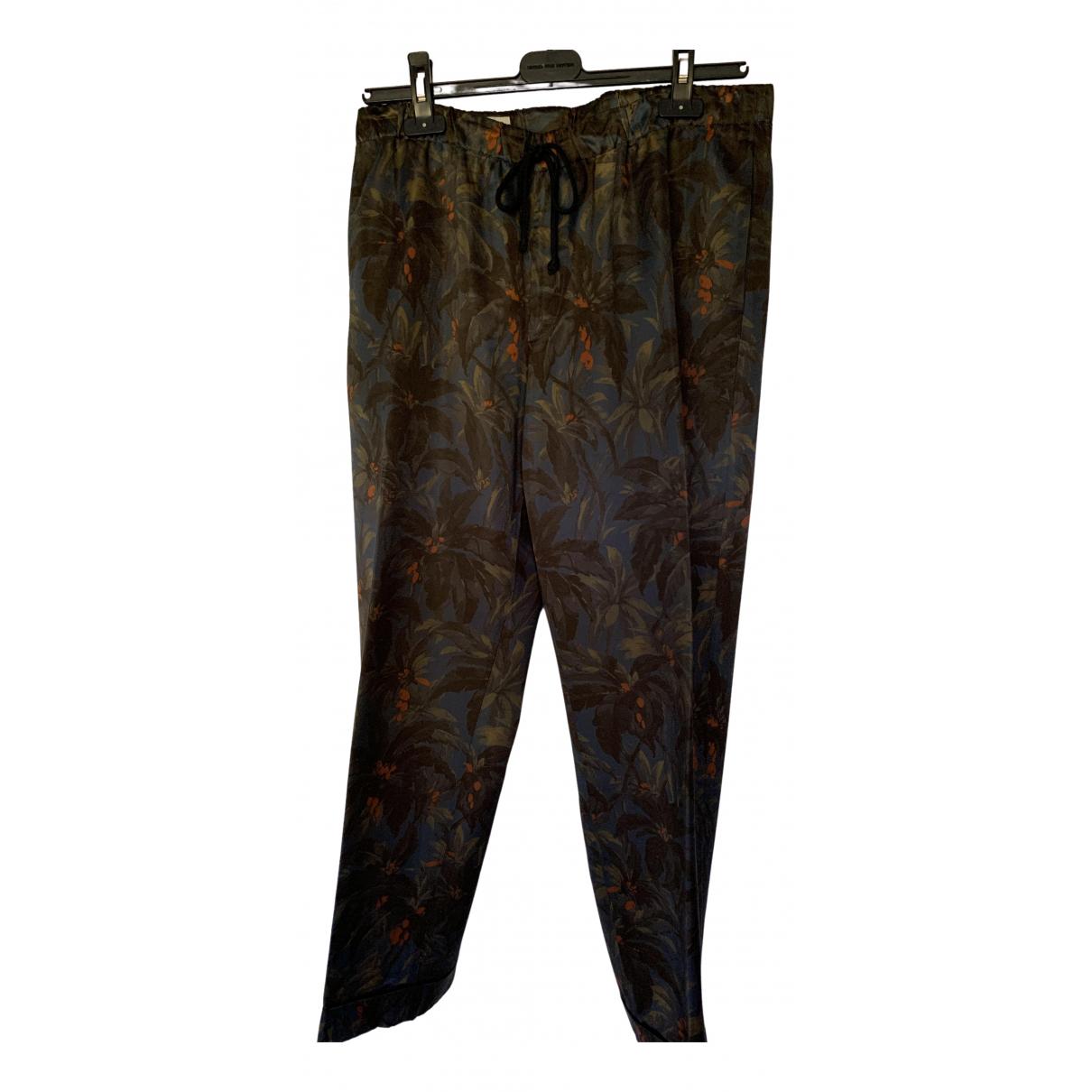 Dries Van Noten \N Multicolour Trousers for Men 50 IT