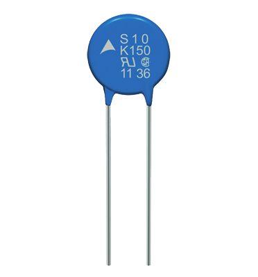 EPCOS , Standard Metal Oxide Varistor 2.1nF 5A, Clamping 135V, Varistor 68V (500)