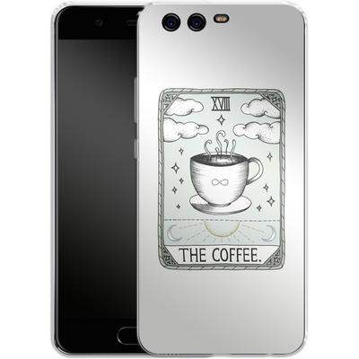 Huawei P10 Silikon Handyhuelle - The Coffee von Barlena
