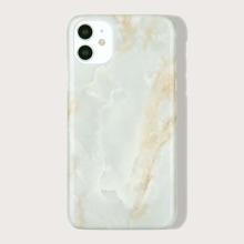 Funda de iphone con patron de marmol