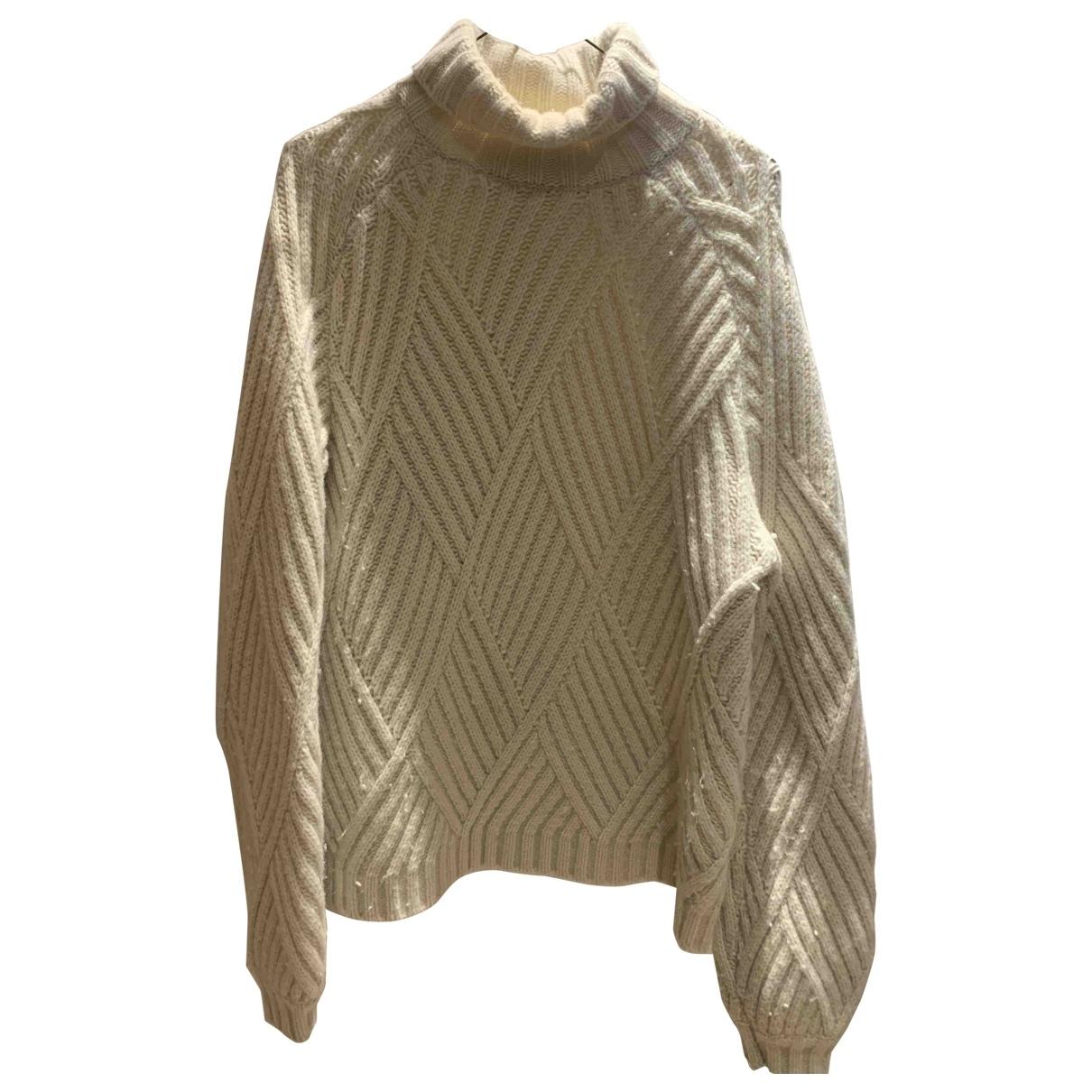 Victoria, Victoria Beckham \N Pullover in Wolle