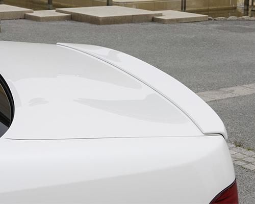 INGS LX Sport Rear Trunk Spoiler FRP Lexus LS430 03-06
