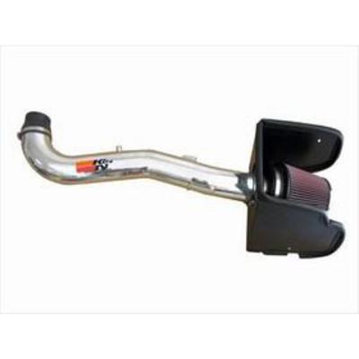 K&N Filter 77 Series High Flow Air Intake Kit - 77-6014-1KP