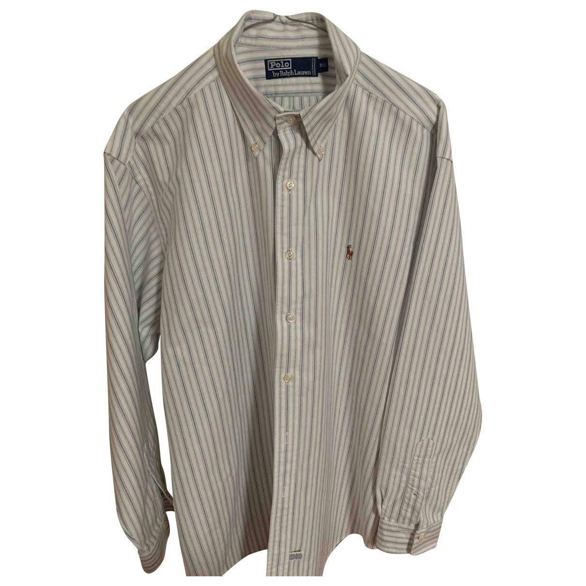 Polo Ralph Lauren \N Cotton Shirts for Men 16.5 UK - US (tour de cou / collar)