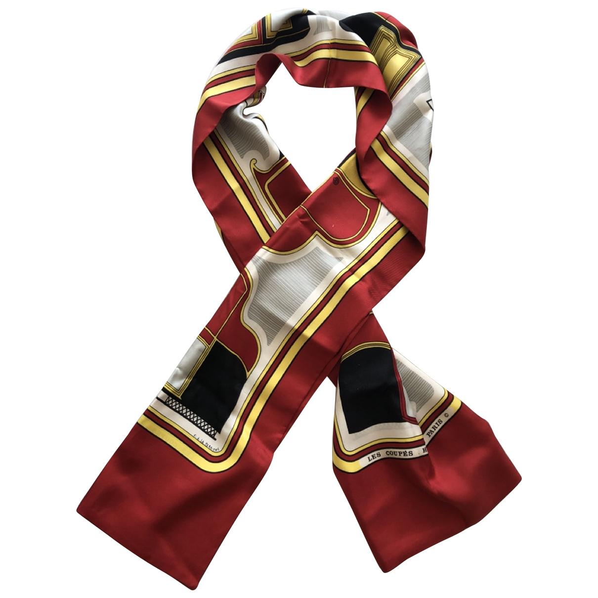 Hermès \N Multicolour Silk scarf for Women \N