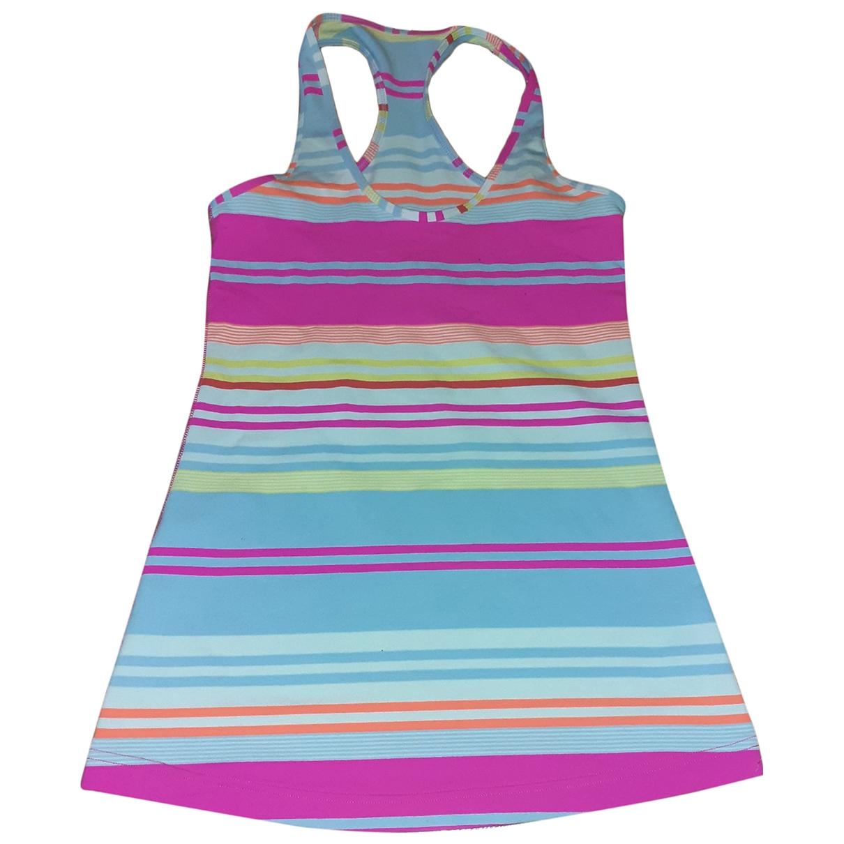 Lululemon \N Multicolour  top for Women 32 FR