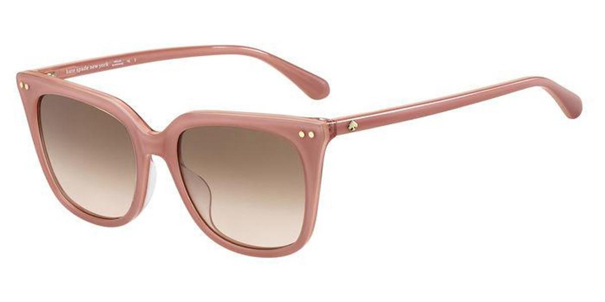 Kate Spade GIANA/G/S 35J/M2 Women's Sunglasses Pink Size 54
