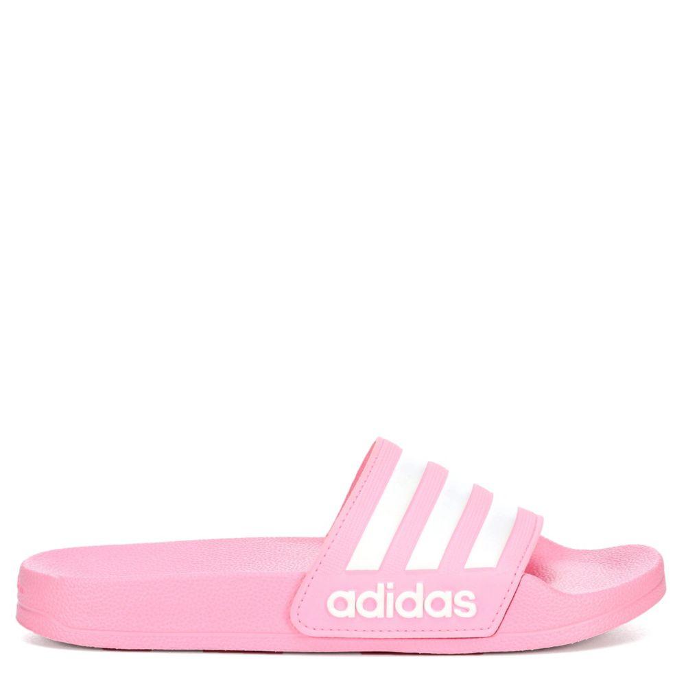 Adidas Girls Adilette Shower Slide Sandal