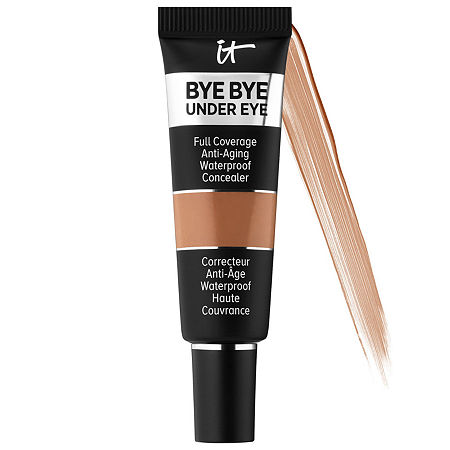 IT Cosmetics Bye Bye Under Eye Full Coverage Anti-Aging Waterproof Concealer, One Size , No Color Family