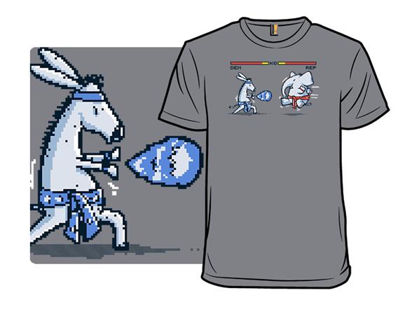 Moral Kombat T Shirt