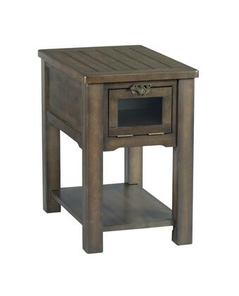 Tribute-Hamilton Collection 818-916 CHAIRSIDE TABLE in