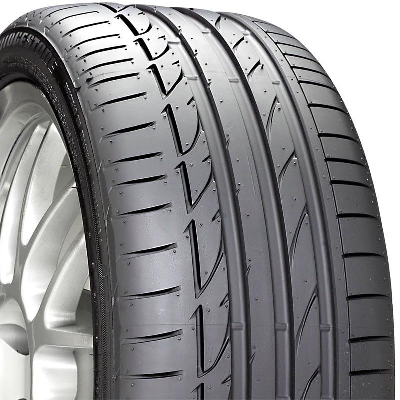 Bridgestone 003650 Potenza S001 Tire 245/40 R18 97YxL BSW MB RF