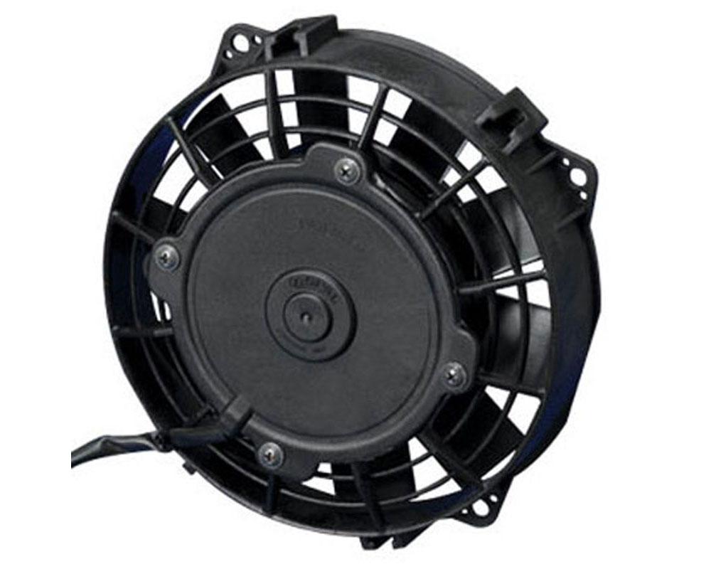 SPAL 30100402 Electric Fan 325 CFM | Puller Fan Design | Straight Style Blades