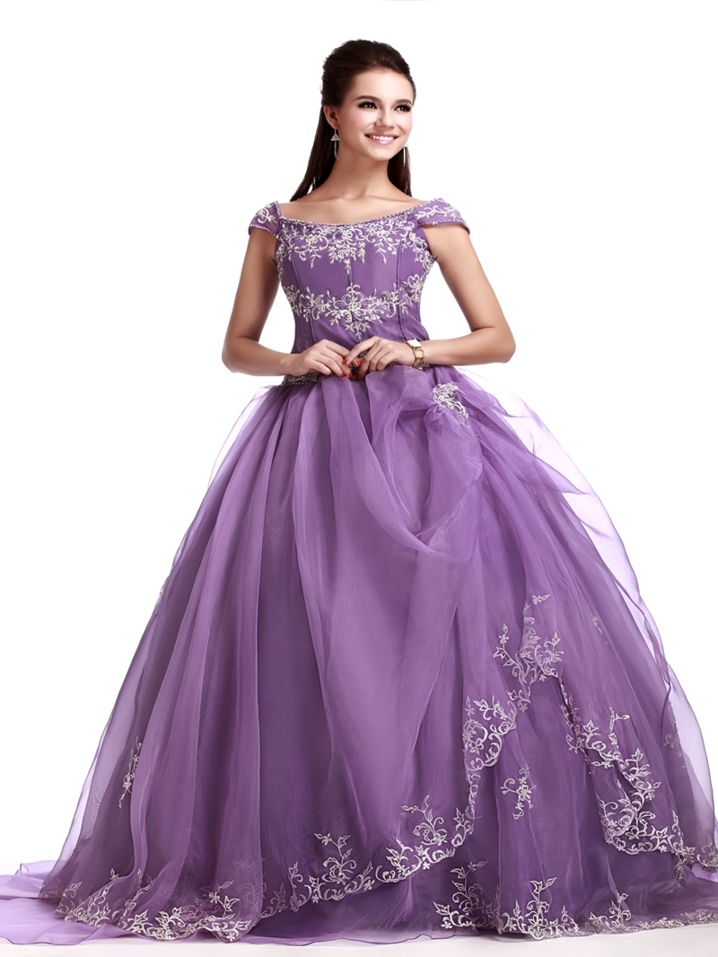 Quinceanera Ball Dress Sandra's Sweet Sixteen Dress MBD8265