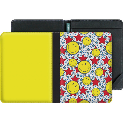 tolino vision eBook Reader Huelle - Preppy Colors von Smiley®