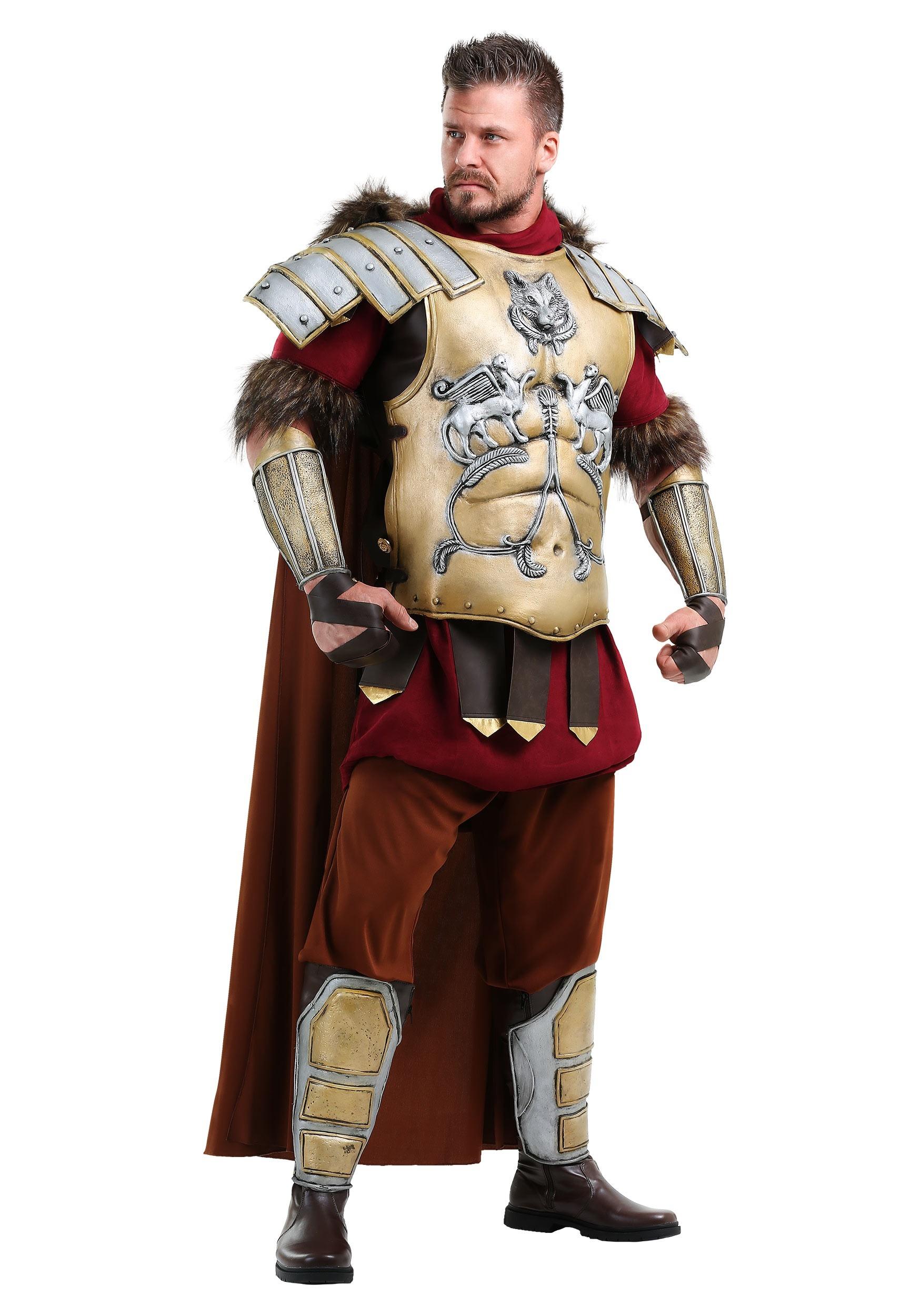 Gladiator General Maximus Costume for Men