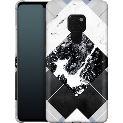Huawei Mate 20 Smartphone Huelle - Geometric Textures 5 von Mareike Bohmer