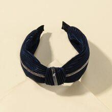Haarreif mit Knoten Design