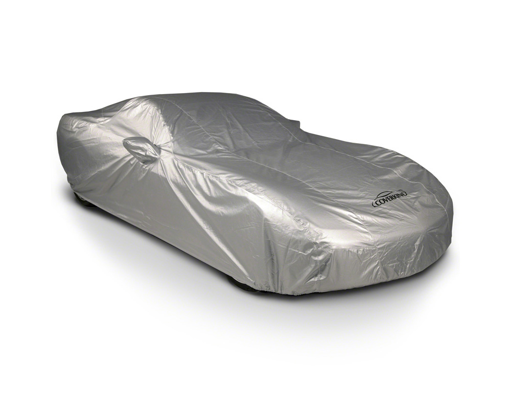 Coverking CVC4E62TT7751 CVC4E62 Silverguard Class 4 Custom Car Cover Toyota Highlander 2008-2013