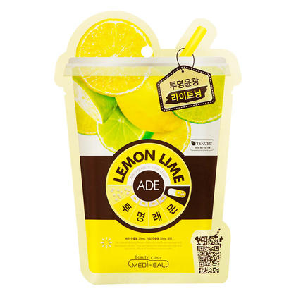 Mediheal Lemonlime Vita Masque 1Pc