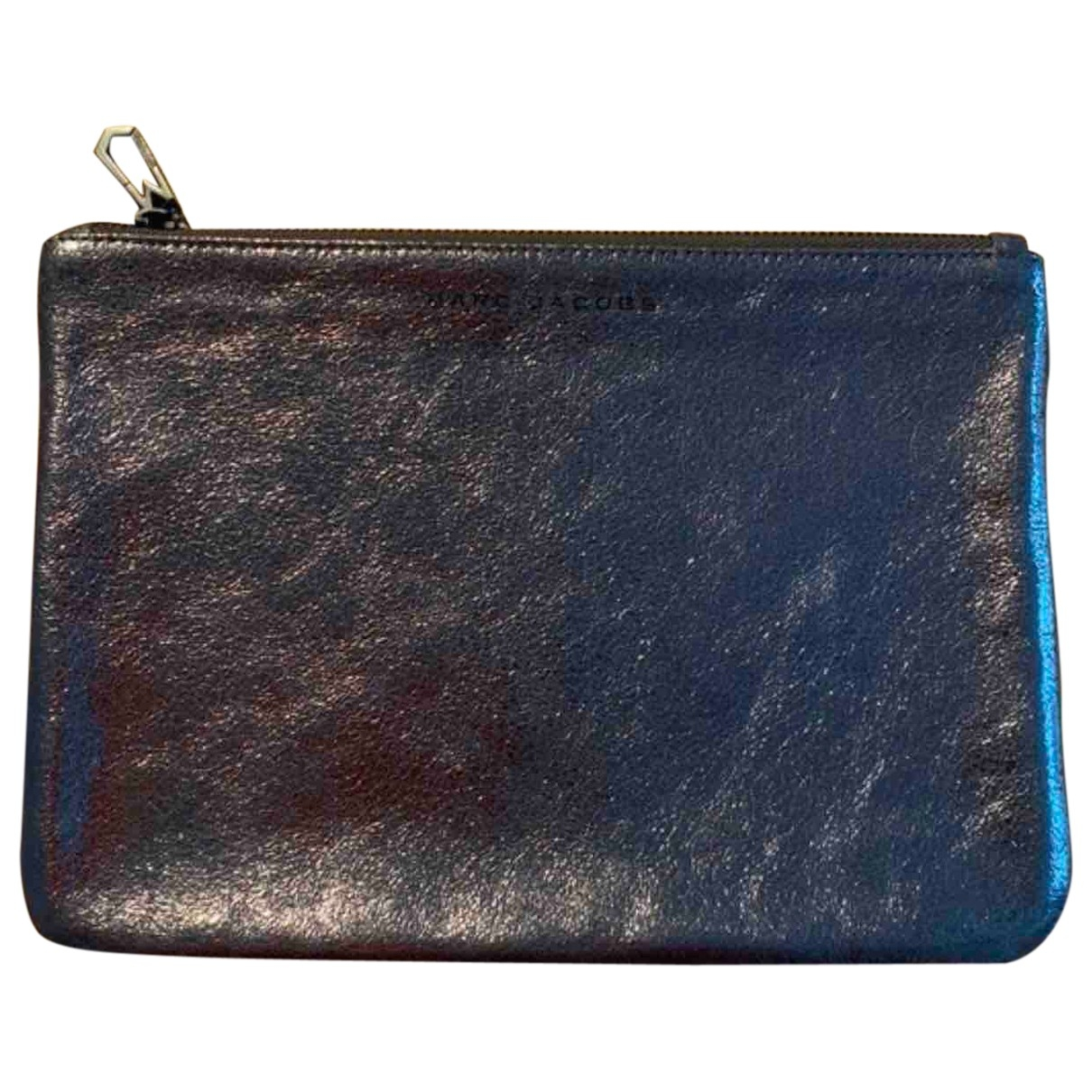 Marc By Marc Jacobs \N Metallic Leather Clutch bag for Women \N