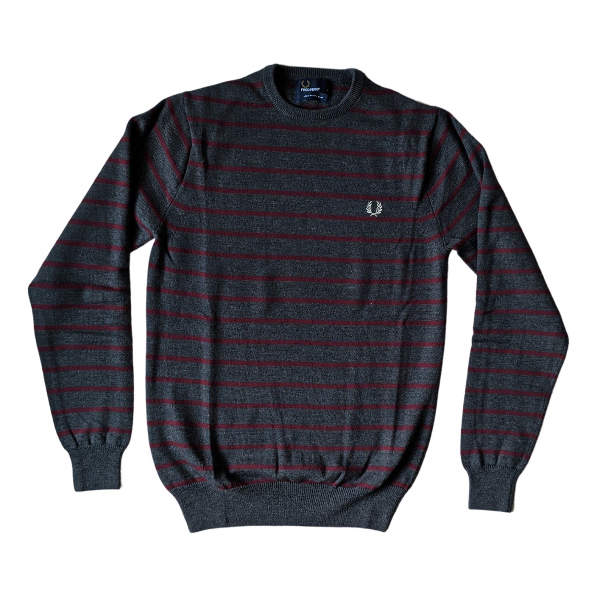Jersey de Lana Fred Perry