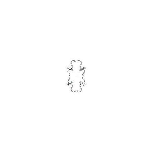 CABINET DOOR TEMPLATE, CASCADE  - CMT Part: RCS-305