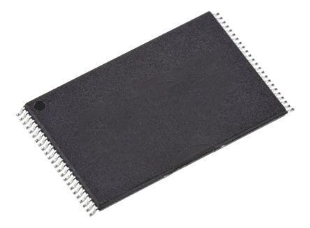 Cypress Semiconductor S29JL064J60TFI000, CFI NOR 64Mbit Flash Memory Chip, 60ns, 48-Pin TSOP (96)