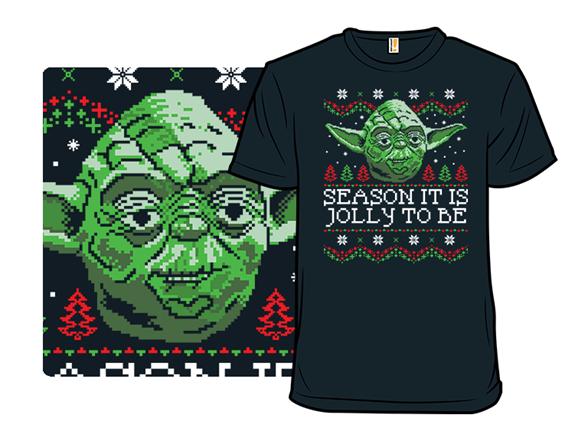 Jolly Season T Shirt