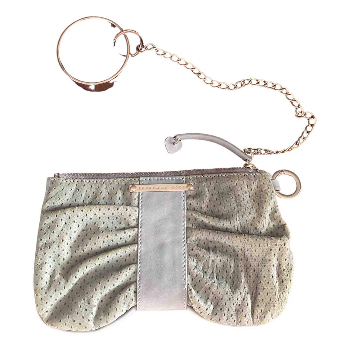 Sport Max N Turquoise Clutch bag for Women N